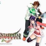 Retro Game Friday: Phantasy Star Universe
