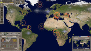 Okay, it looks like we have quite a few little hotspots out there in the world. Where do we begin?
