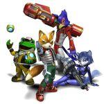 Retro Game Friday: Star Fox Assault