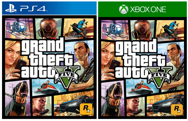 Grand Theft Auto V is hot off the presses for the Xbox One and PlayStation 4.