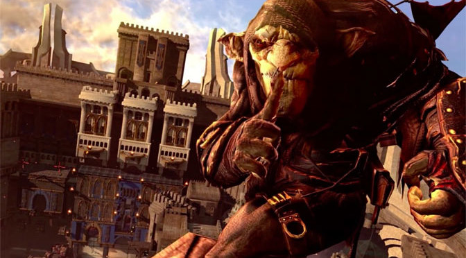 Styx: Master of Shadows Takes on Pure Stealth Action