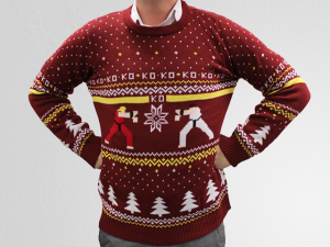 christmas-jumper-street-fighter-model