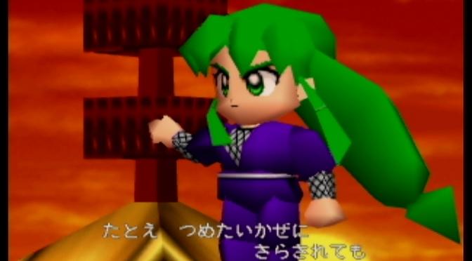 Retro Game Friday: Mystical Ninja Starring Goemon