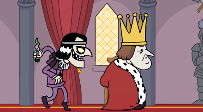 Taking Over a Kingdom in MURDER!
