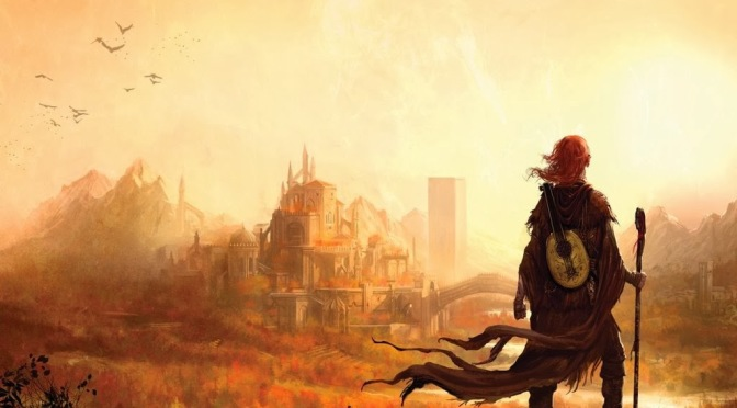 Book Series Wednesday: The Wise Man's Fear by Patrick Rothfuss