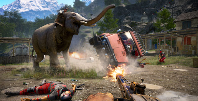 Far Cry 4 Will Leave You Begging For More