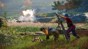 The bigger the weapon, the more fun you can have in Far Cry 4's crazy world.