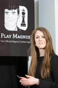 CEO and Managing Director for Play Magnus Kate Murphy