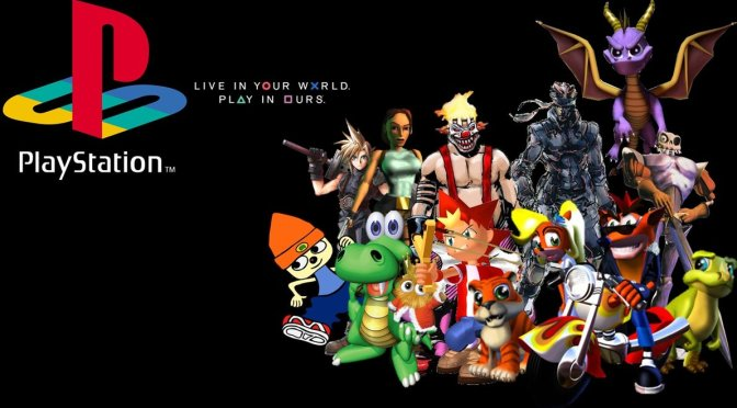 8 PlayStation One games I played to death