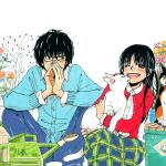 Shoujo Saturday: Sangatsu no Lion by Chica Umino