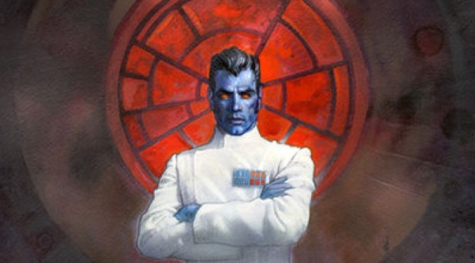 Book Series Wednesday: The Thrawn Trilogy by Timothy Zahn