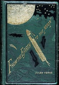 Jules Verne took us From the Earth to the Moon in 1865 and science got us there in 1969