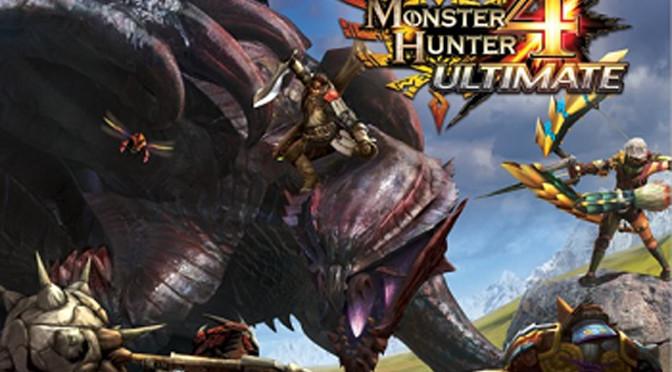 Demo: Preparing for Monster Hunter 4 Ultimate