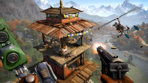 Far Cry 4 is a hot favourite for GOTY