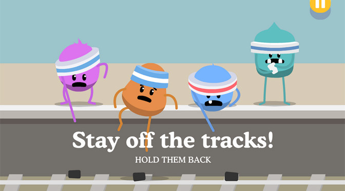 Tackling Dumb Ways to Die 2: The Games