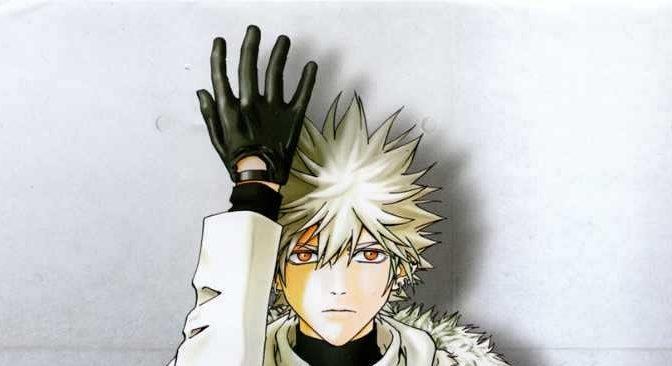 Manga Monday: Luck Stealer by Kazu Hajime
