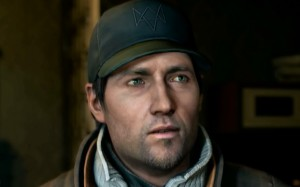 Aiden Pearce thought wearing a cap would make him more interesting - he was wrong