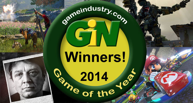 GiN Games of the Year Revealed