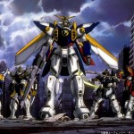Anime Sunday: Mobile Suit Gundam Wing