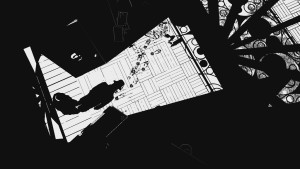 White Night's fixed camera angles add atmosphere and sometimes frustration
