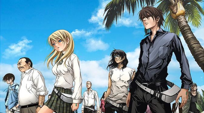 Manga Monday: Btooom! by Jun'ya Inoue