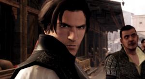 Ezio perfects his Blue Steel