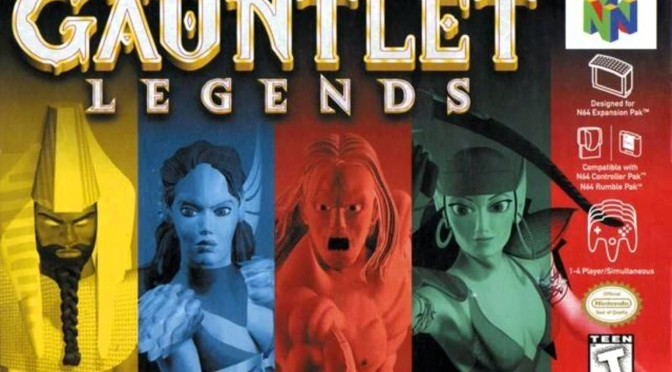 Retro Game Friday: Gauntlet Legends