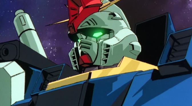 Anime Sunday: Mobile Suit Gundam ZZ