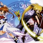 Anime Sunday: Mahou Shoujo Lyrical Nanoha