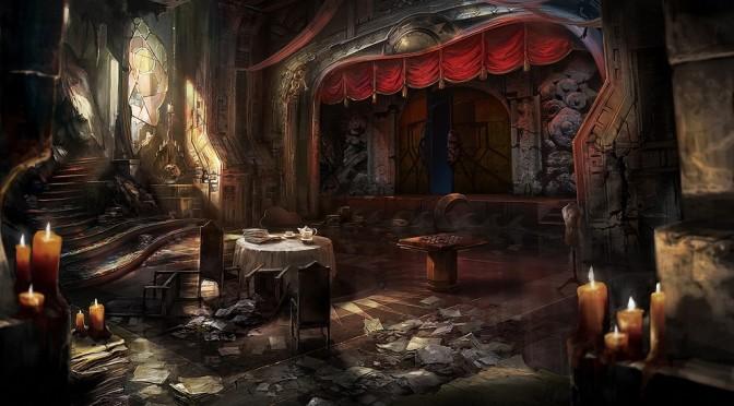 The Mystery of neuschwanstein theatre