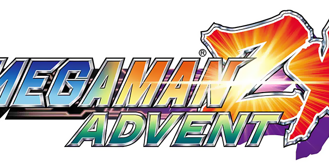 Retro Game Friday: Mega Man ZX Advent