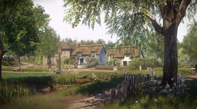 New Everybody's Gone to the Rapture Trailer