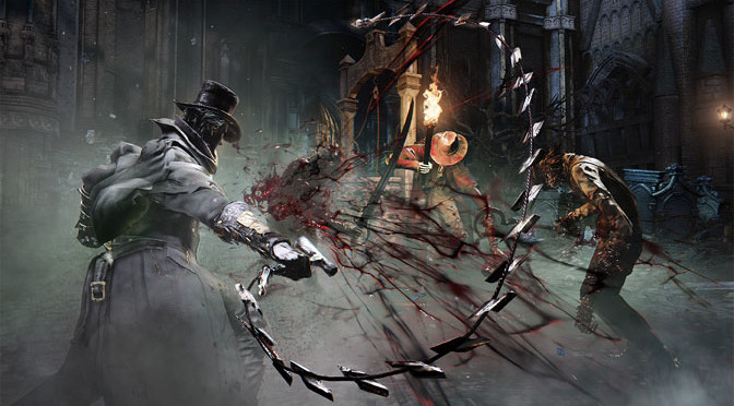 Bloodborne Gets The Blood Boiling, And Flowing