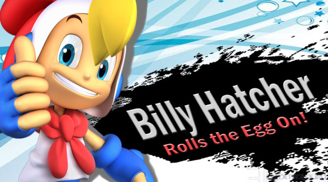 Retro Game Friday: Billy Hatcher and the Giant Egg