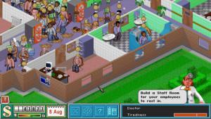 Theme park hospital