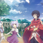 TNT: Konjiki no Wordmaster Chapter One by Tomoto Sui
