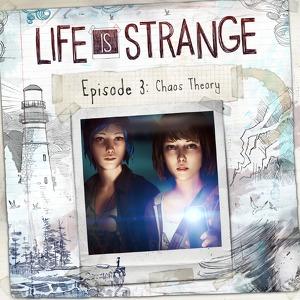 Life is Strange episode 3 cover