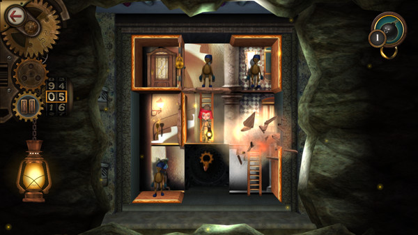 Rooms: The Unsolvable Puzzle Doesn't Need Room For Improvement