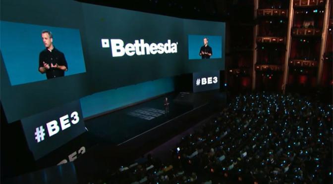 Bethsoft Kicks off E3 with Amazing Press Conference