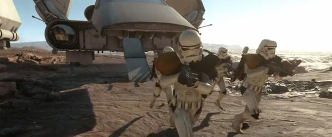 E3 2015: EA Shows Revolutionary Star Wars Battlefront Gameplay