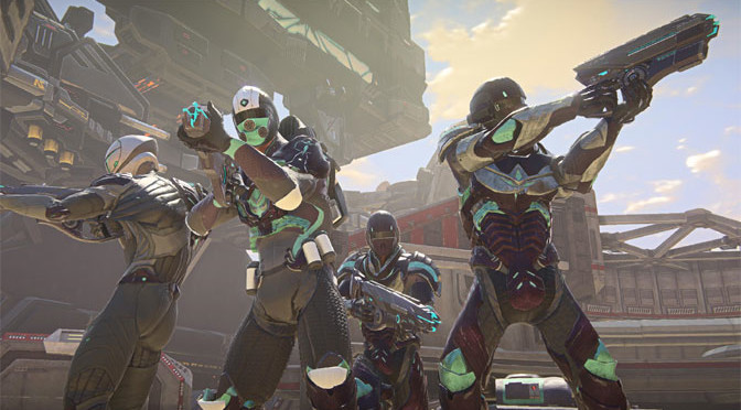 PlanetSide 2 Launching on PlayStation 4 on June 23