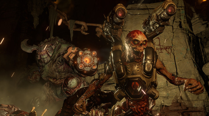 E3 2015: DOOM 4 gameplay trailer