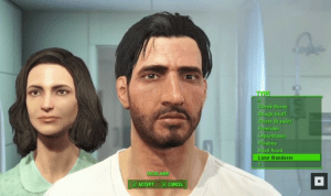 Fallout 4 character gen