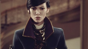 Cool androgynous styling for Emily in Dishonored 2
