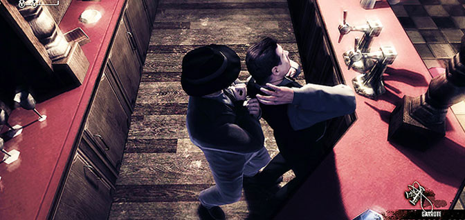 Maximum Games Redefining Stealth Action With Alekhine's Gun