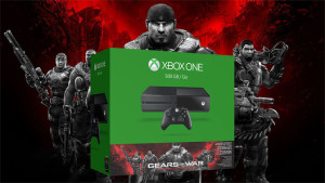 The ultimate Gears of War Xbox One bundle, sure to get any Gear-head's motor running.