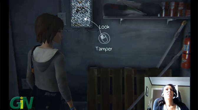 Turning Up The Heat In Life is Strange Dark Room