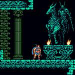 Odallus: The Dark Call Goes Retro