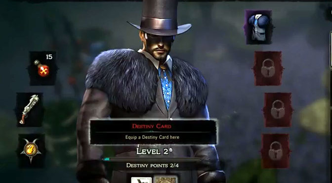 Let's Play Victor Vran, A Diablo Clone With Style