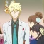 Anime Sunday: Aoharu x Machinegun Episode 01 Reactions
